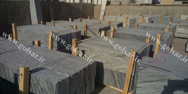 سنگ پلاک کریستال صادراتی